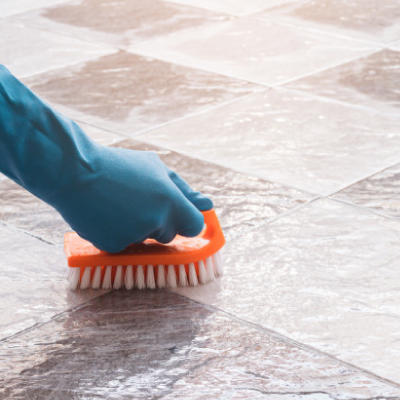 New Revolutionary Tile & Grout Cleaning
